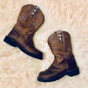 Ariat Driftwood ProBaby Riding Boots